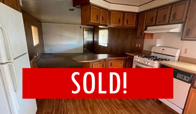 Space G-2 – SOLD! – 2 Bed, 2 Bath